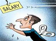 AAP-BJP fight on salary increase issue