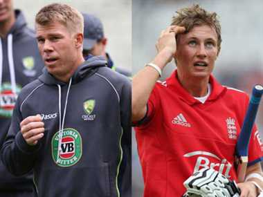 David warner acknowledged, why he punched joe root