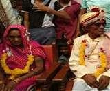 मोक्ष के लिए 50 साल तक लिव इन में रहने के बाद की 80 साल के जोड़े ने की शादी