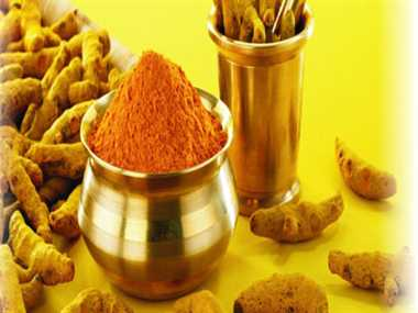 Healthy uses of turmeric powder
