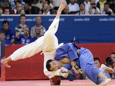 Judo star Ajit Awasthi from Hardoi wins gold medal in China