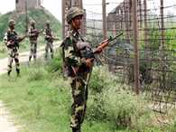 Ceasefire violation by Pakistan in Pargwal sector, BSF retaliating