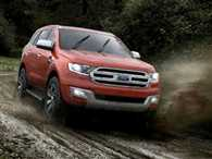 Ford to launch new Endeavour in festive season