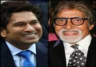 Maharashtra requests Tendulkar, Bachchan to help save tigers
