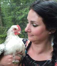 Woman whose cockerel ate her diamond earring must wait 8 years