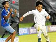 Rahul Dravid's Son Hits Match Winning Knock Scoring 77 in School Match