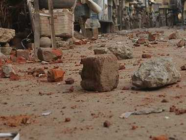 Agra again In grip of communal tension