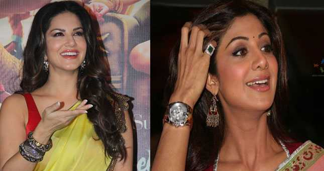 Shilpa Shetty: Politicians' comments on Sunny Leone ad silly