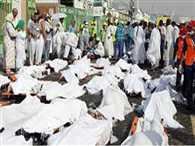 Death toll of Indians in Haj stampede rises to 58