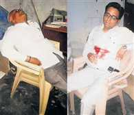 Two BJP leaders killed , attacker fled