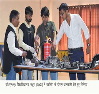 Mechanical Engineer exposed to automotive engineer student