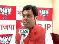 BJP slams rahul gandhi on development