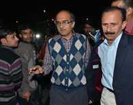 Prashant Bhushan attacks AAP organization