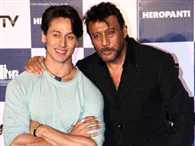 Jackie shroff wants to work with his son Tiger