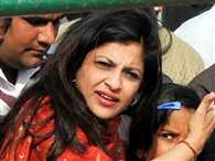 I do not believe in party-loyalty:, says Shazia Ilmi