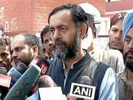 All I want to say that finally, truth prevails: Yogendra Yadav