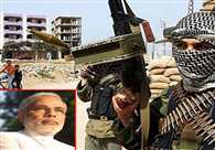 Al Qaeda targets Modi