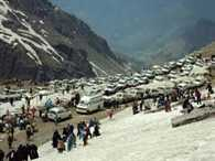 only 1000 vehicles will pass from  Rohtang every day: ngt