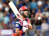 Yuvraj Singh makes fifty against Mumbai Indians