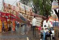 7 people dead and 80 injured after pandal collapsed due to heavy rainfall in Ujjain