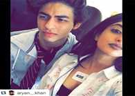 Shah Rukh Son and Big B Granddaughter Post a Selfie Together