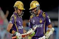 Five number of fifty plus stands between Gambhir and Uthappa in this IPL