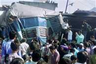 Janata Express was not accident but plot