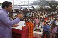 Varun Gandhi awaken the imagination of the youth in politics reservation