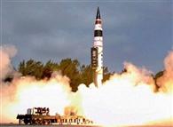 मिसाइल अग्नि-2 का परीक्षण