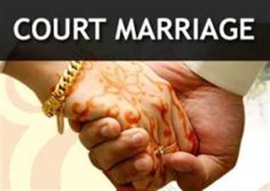 court Marriage with girlfriend, Turns Shemale