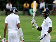 Mathews takes Sri Lanka in strong spot against Pakistan