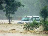 Uttarakhand and himachal Government Sounds Rain Alert