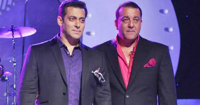 Salman Khan: Once Sanjay Dutt is Out, I'll Party With Him