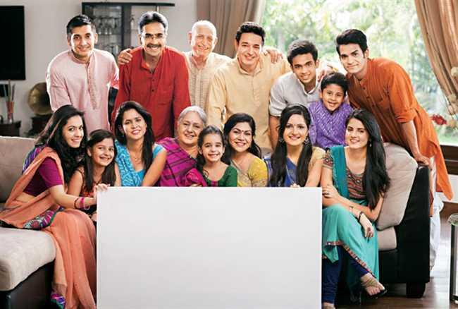 Big Family Happy Family