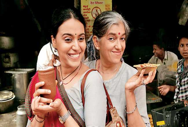 Nil battey sannata is Story of expectations