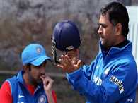 whyn't dhoni give a chance to this player