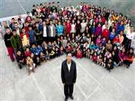 The world's biggest family: The man with 39 wives, 94 children and 33 grandchildren