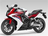 Honda launches sports bike CBR 650F
