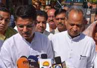 Sonia-Rahul Gandhi in Parliament, Pilot-Gehlot performance in Jaipur