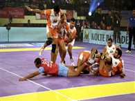 Titans and Panthers play draw in Pro Kabaddi League
