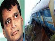 question mark on foresight of rail minister Suresh Prabhu