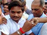 Hardik Patel, associates booked for rioting