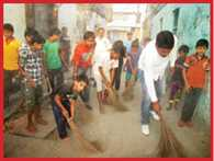 cleanliness programme
