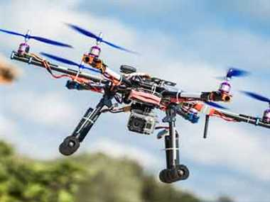 Drone market to hit $10 billion by 2024: experts