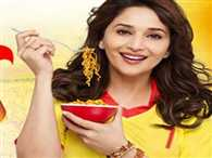 Nestle Maggi never eaten Said Madhuri Dixit