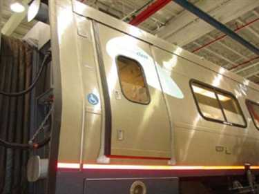 Country 's first high speed train ready to run , will royal facilities