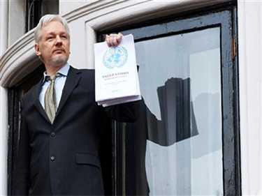 Jullian Assange ,britain ,detain ,united nation ,Sweden ,Jagran news,UN,फैसला,असांजे,ब्रिटेन