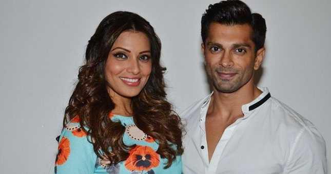 Bipasha laughs off engagement rumours with Karan