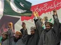 Hafiz Saeed leads anti-India rally on Kashmir Solidarity Day in Pakistan