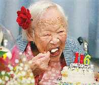 worlds oldest women celebrate her 116 birthday